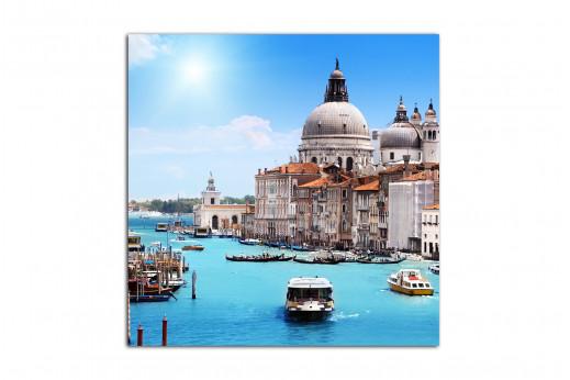 Картина Венецианская Лагуна